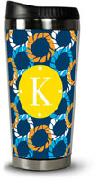 Dabney Lee Personalized Hot Tumblers - Nautical Knots