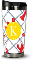 Dabney Lee Personalized Hot Tumblers - Rock Lobster