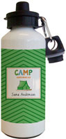 Kelly Hughes Designs - Water Bottles (Campout)