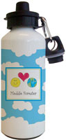 Kelly Hughes Designs - Water Bottles (Love Our Earth)