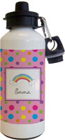 Kelly Hughes Designs - Water Bottles (Over The Rainbow)