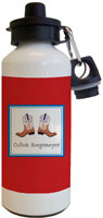 Kelly Hughes Designs - Water Bottles (Ridem Cowboy)