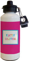 Kelly Hughes Designs - Water Bottles (Funky Girls)