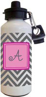 Kelly Hughes Designs - Water Bottles (Chevron)