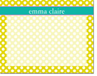 Devora Designs - Dry Erase Memo Boards (Dots - Sassafras)