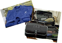 Father's Day - Embroidered Items