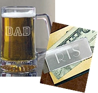 Father's Day - Engraved Items