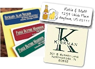 Father's Day - Labels & Stickers