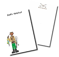 Father's Day - Pads & Memo Sheets
