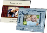 Father's Day - Picture Frames