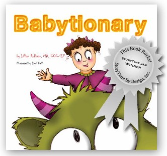 Babytionary Book
