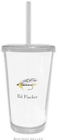 Boatman Geller - Create-Your-Own Personalized Beverage Tumblers (Fly)