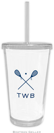 Boatman Geller - Create-Your-Own Personalized Beverage Tumblers (Lacrosse)