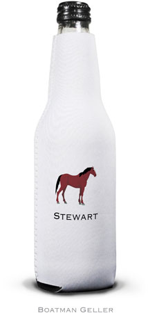 Boatman Geller - Create-Your-Own Personalized Bottle Koozies (Horse)