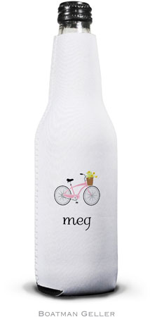 Boatman Geller - Create-Your-Own Personalized Bottle Koozies (Bicycle)
