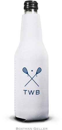 Boatman Geller - Create-Your-Own Personalized Bottle Koozies (Lacrosse)