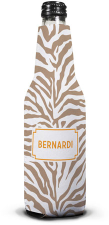Boatman Geller - Create-Your-Own Bottle Koozies (Zebra)