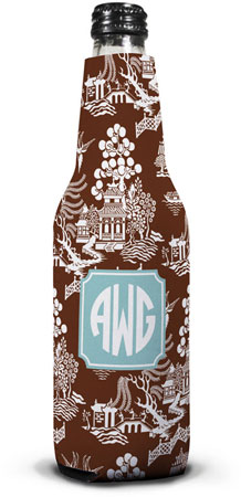 Boatman Geller - Create-Your-Own Bottle Koozies (Chinoiserie)