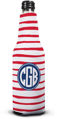 Boatman Geller - Create-Your-Own Bottle Koozies (Brush Stripe)