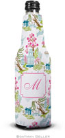 Boatman Geller - Personalized Bottle Koozies (Chinoiserie Spring)