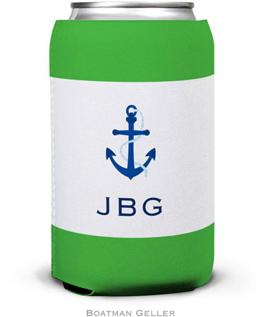 Boatman Geller - Create-Your-Own Personalized Can Koozies (Icon With Border)