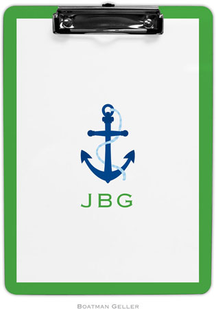 Boatman Geller - Create-Your-Own Personalized Clipboards (Icon With Border)