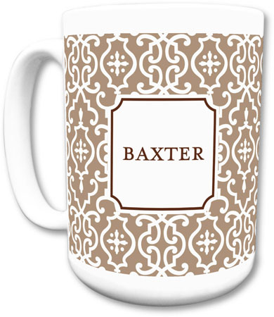 Boatman Geller - Create-Your-Own Mugs (Wrought Iron)