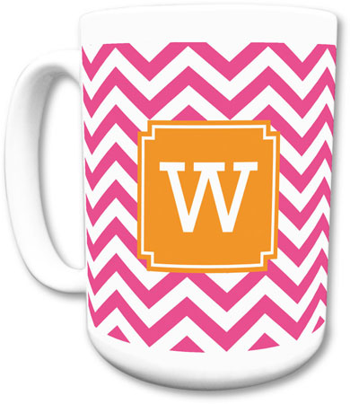 Boatman Geller - Create-Your-Own Mugs (Chevron)
