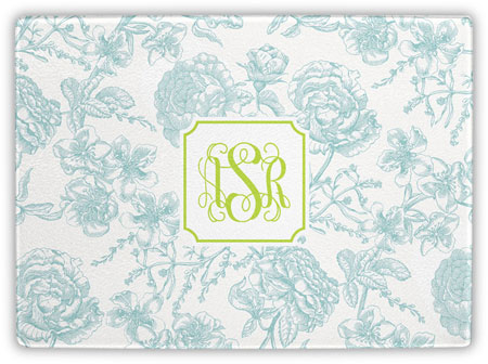 Boatman Geller - Create-Your-Own Cutting Boards (Floral Toile)