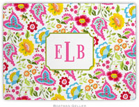 Boatman Geller - Personalized Cutting Boards (Bright Floral)