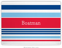 Boatman Geller - Personalized Cutting Boards (Espadrille Nautical)