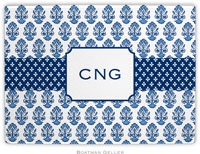 Boatman Geller - Personalized Cutting Boards (Beti Navy)