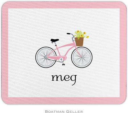 Boatman Geller - Create-Your-Own Personalized Mouse Pads (Bicycle)