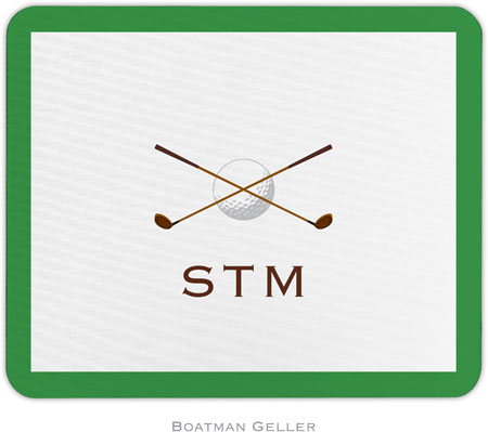 Boatman Geller - Create-Your-Own Personalized Mouse Pads (Golf)