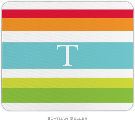Boatman Geller - Personalized Mouse Pads (Espadrille Bright)
