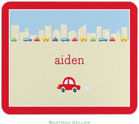 Boatman Geller - Personalized Mousepads (Cars)