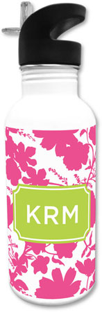 Boatman Geller - Create-Your-Own Water Bottles (Eliza Floral)