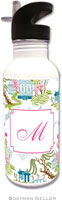 Boatman Geller - Personalized Water Bottles (Chinoiserie Spring)