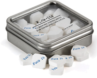 F-ck-Its (Mints In Clear Cover Tin)