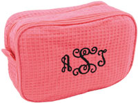 Cosmetic Bags - Hot Pink