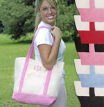 Personalized Gifts - Carry All Tote Bag (2075B)