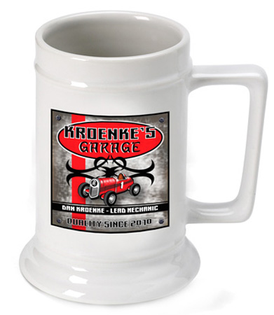Beer Steins - Garage