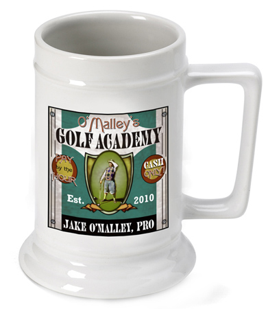 Beer Steins - Golf Academy