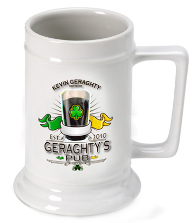 Beer Steins - Irish