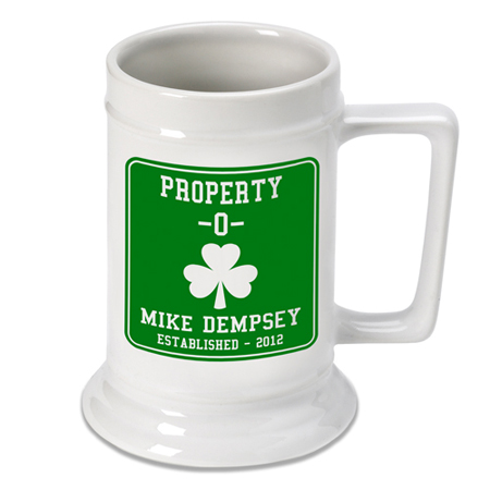 Beer Steins - Property O