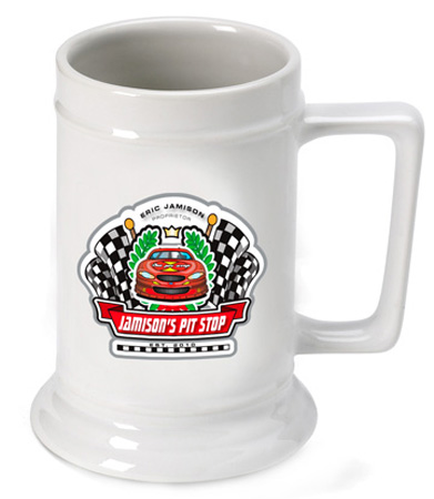 Beer Steins - Racing