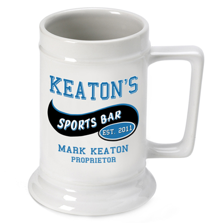 Beer Steins - Sports Bar