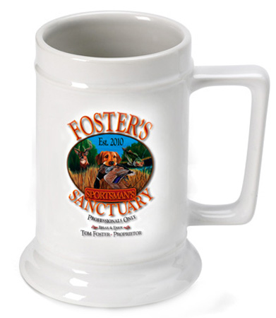 Beer Steins - Sportsman