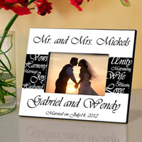 Gift Ideas (Picture Frames) - Wedding