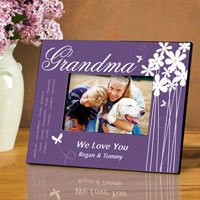 Gift Ideas (Picture Frames) - Mothers Day